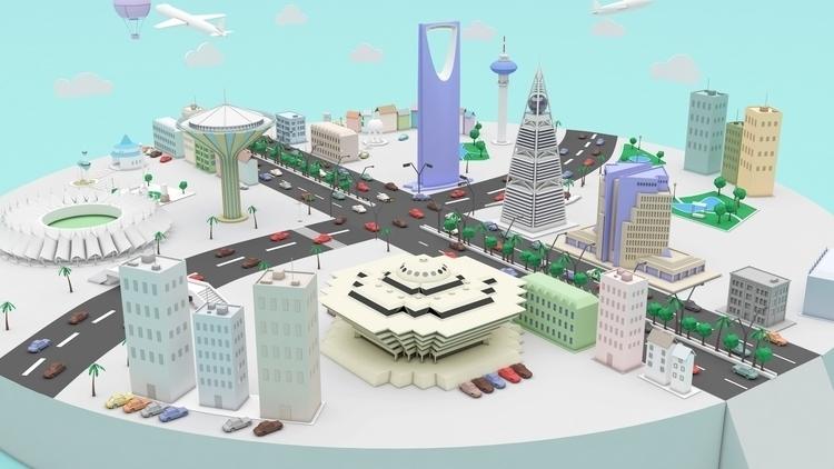 conceptart, design, design, environment - 3donomer | ello