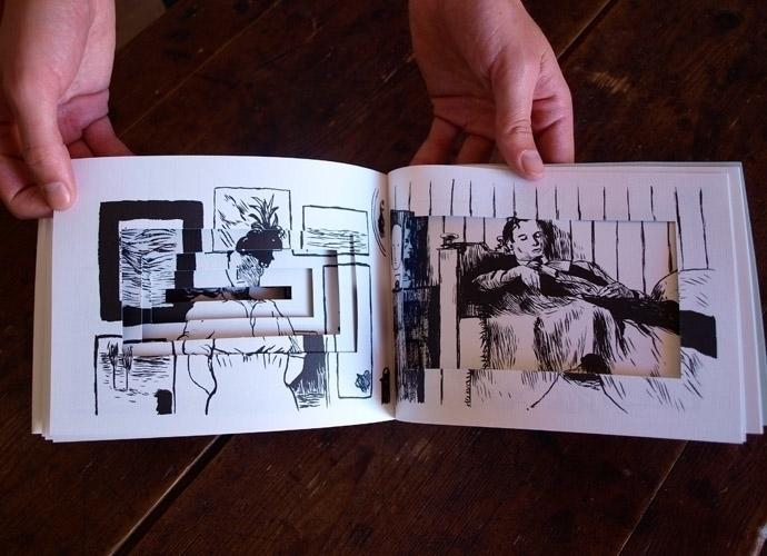 comics, book - florianhuet | ello