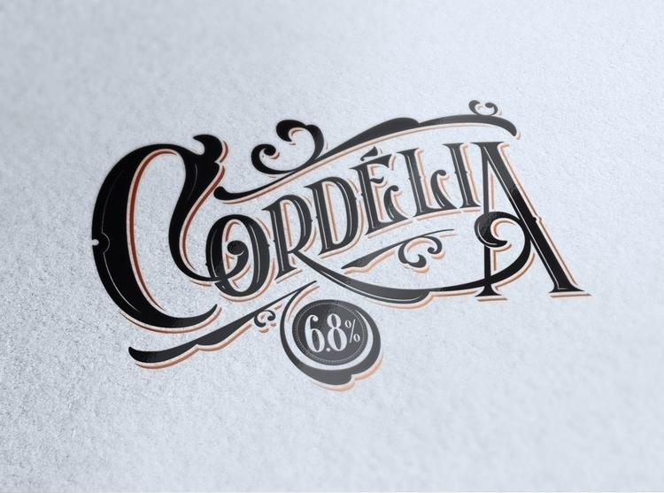Logo beer label - logo, brand, branding - gibara | ello