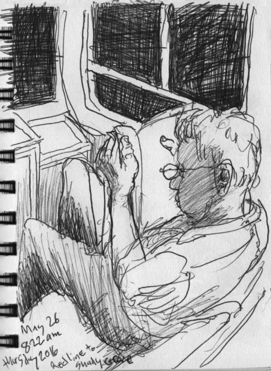 sketch book work - sketchbook - travisferg   ello