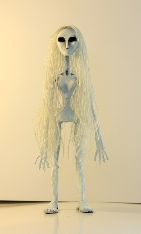 Lorelei - characterdesign, stopmotion - zickkori   ello