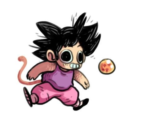Dragon Ball bad - dragon, ball, goku - indiana_jonas | ello