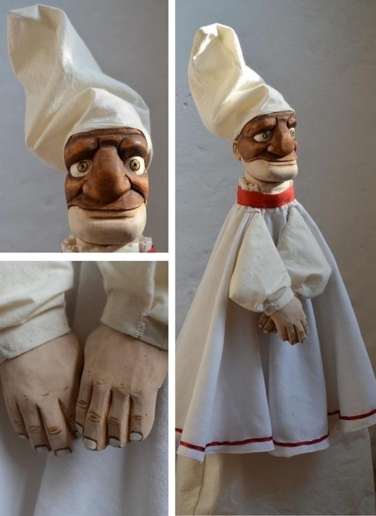 characterdesign, puppet, wood - ilaria-5773 | ello