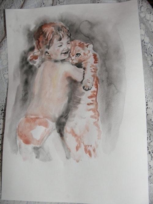 painting - marryana | ello