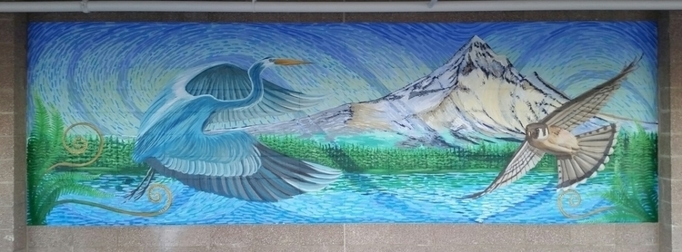Barcelona Beaverton, Oregon, 20 - hector_murals | ello