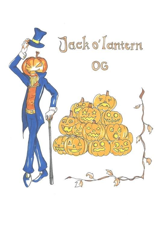 06 Jack Lantern - illustration, characterdesign - hotshots2000 | ello