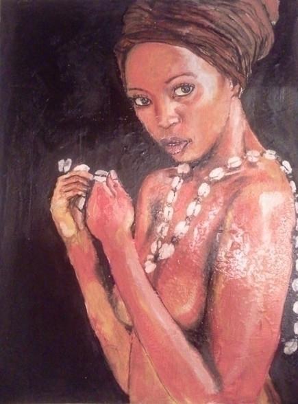 painting - marryana   ello