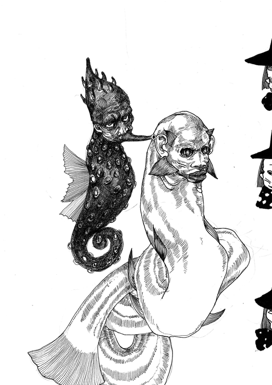 illustration, drawing - elina-1060 | ello
