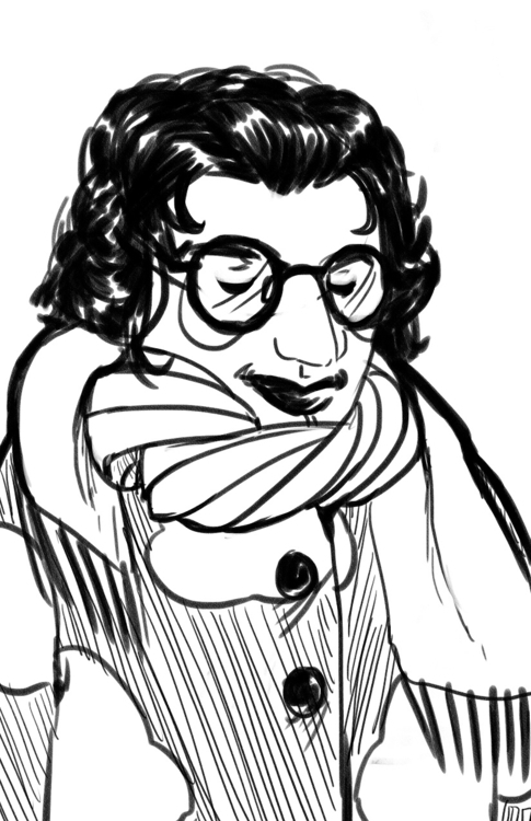 character sketch - sketchbook - asmarts | ello