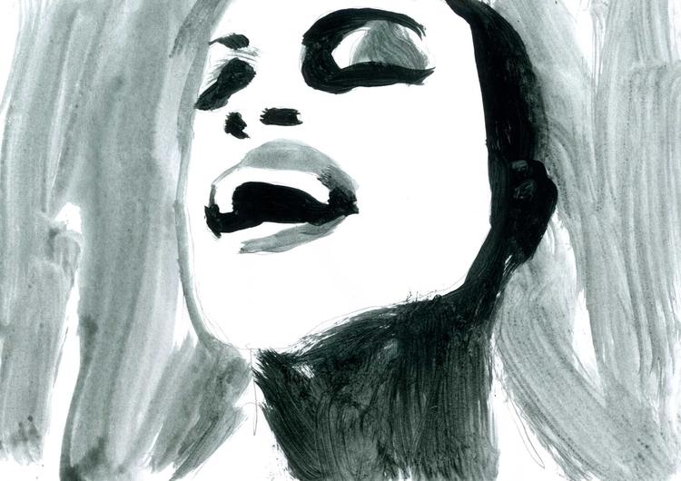 painting - elina-1060   ello