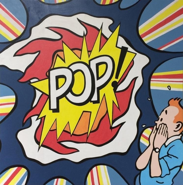 POP EXPLOSION ( 80 5 cm) 19/11 - jandroitu | ello