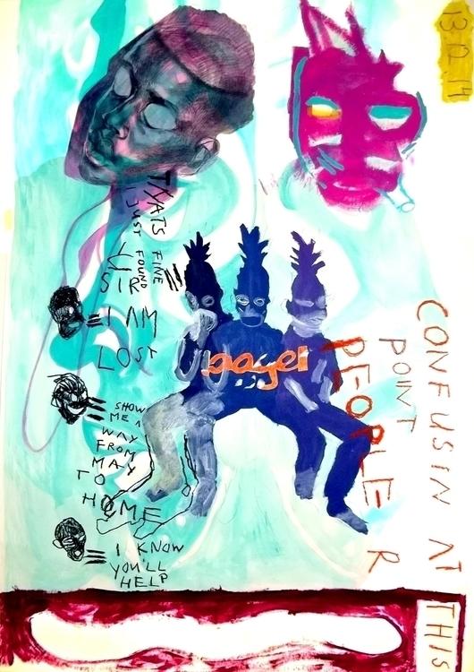 drawing, illustration - elina-1060 | ello