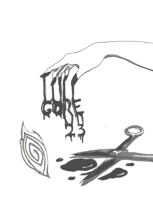 23 Gore - illustration, conceptart - hotshots2000   ello