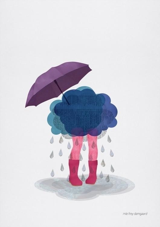 Miserable? feel today? series i - miefreydamgaard | ello