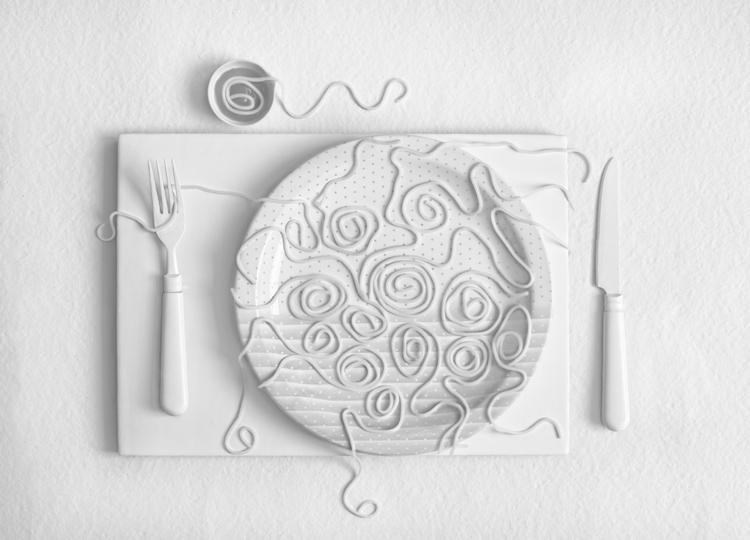 Spaghetti - conceptart, photography - dimlazar | ello