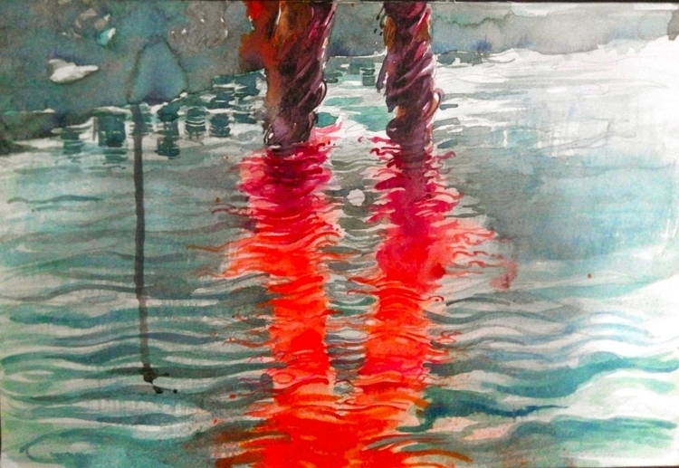 painting - sunnyefemena | ello