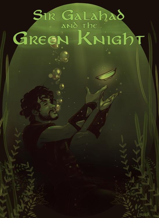 green knight - tkmaw | ello
