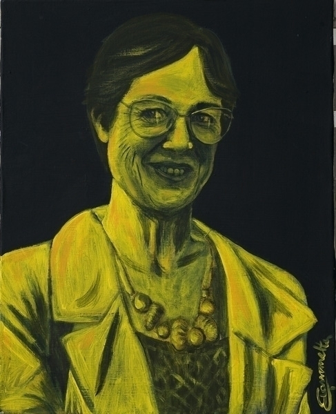 Nene, acrylic canvas 50x70 cm - painting - tizianagiammetta | ello