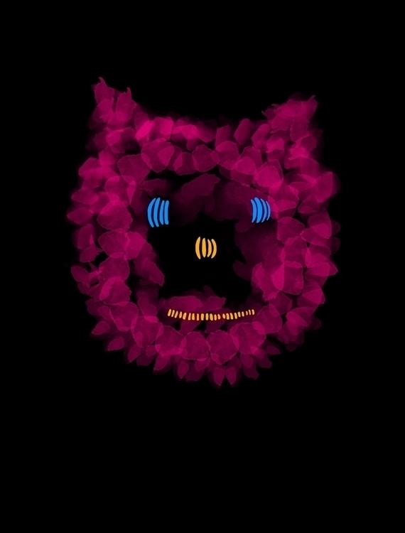 cat, cats, digitalart - anelia | ello