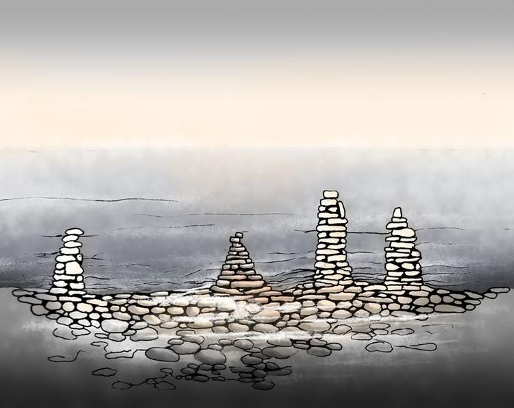 illustration, graphic, digitalart - hanna-1284 | ello