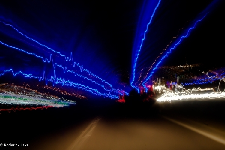 Highway Blues - photography, lights - rodericklaka | ello