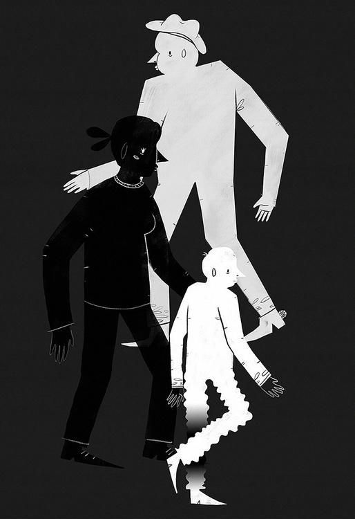 ~ - illustration, narrative - tom-1220 | ello