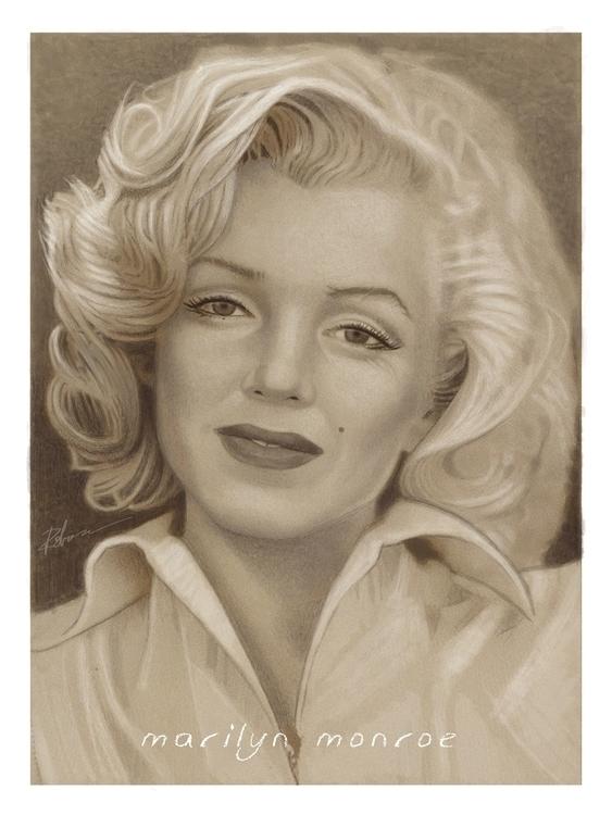 Marilyn Monroe - dwrobins2000 | ello