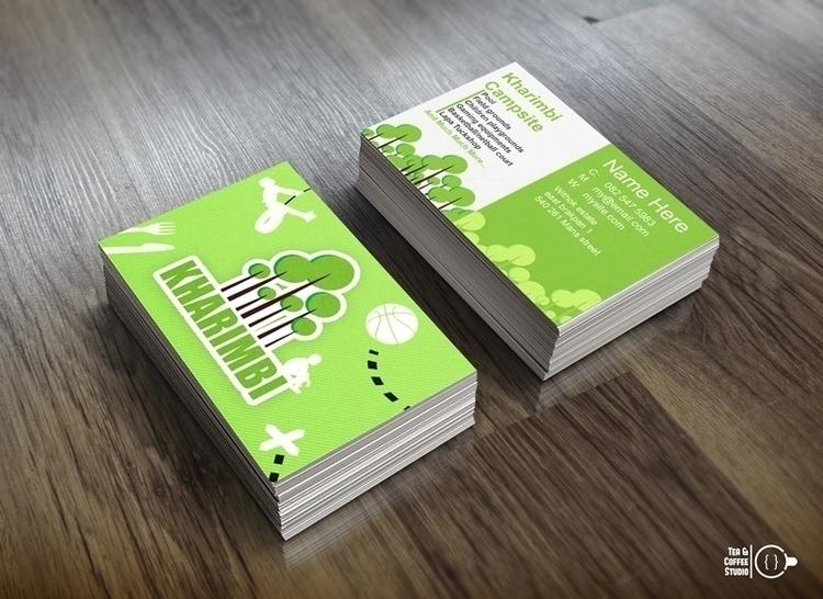 Kharimbi Logo Design - design, #businesscard - jonomoss2 | ello