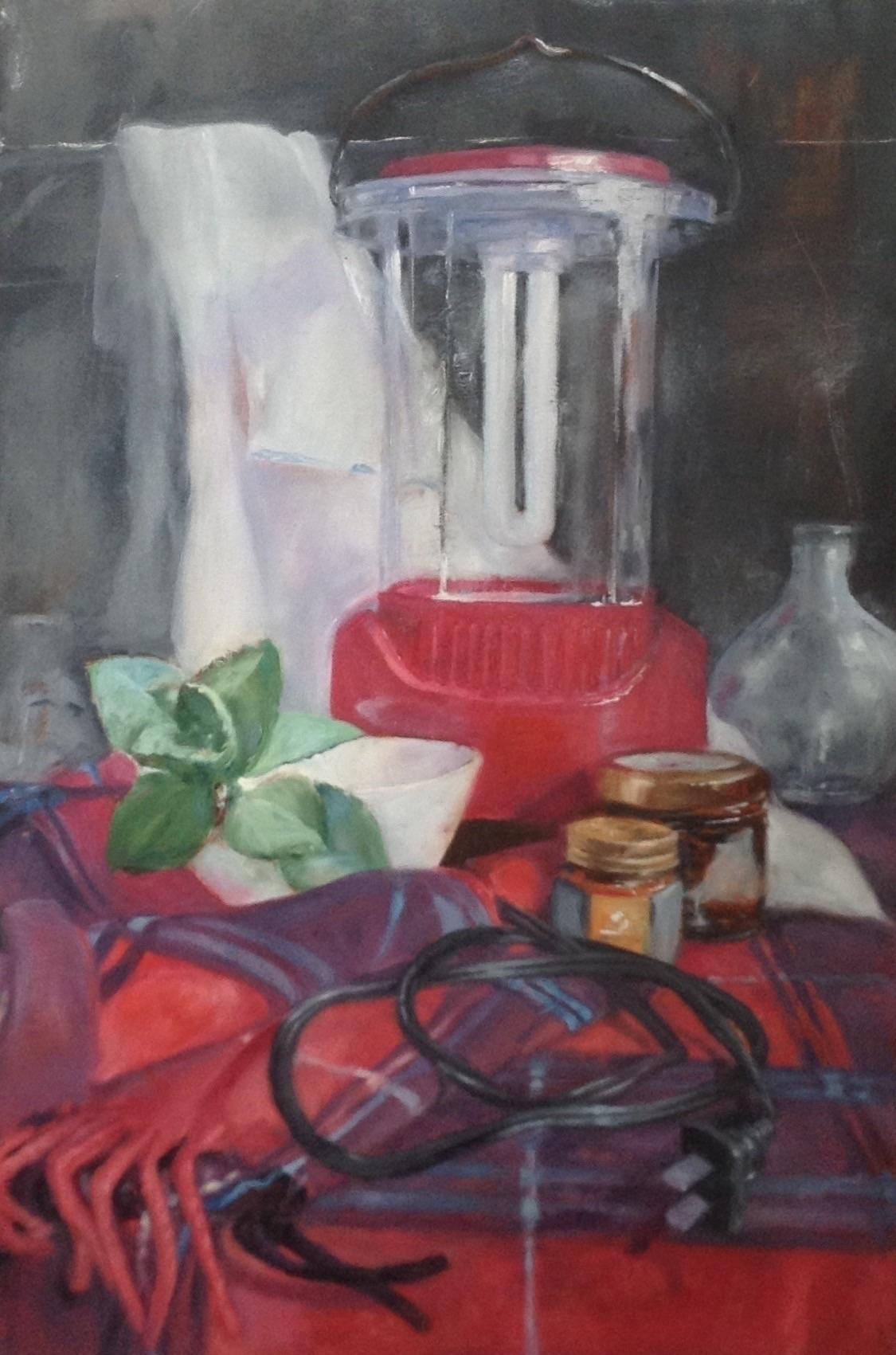 painting home - oilpainting, stilllife - doantrang-7240 | ello