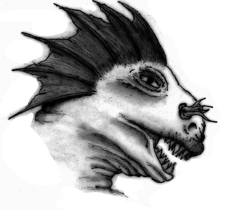 Drago - #critter - cheechwiz | ello