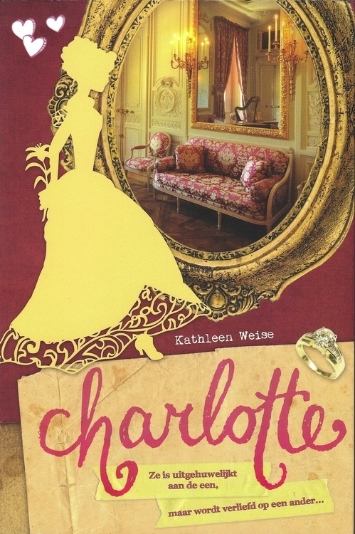 Charlotte (Cover - bookcover, papercut - rona-5961   ello