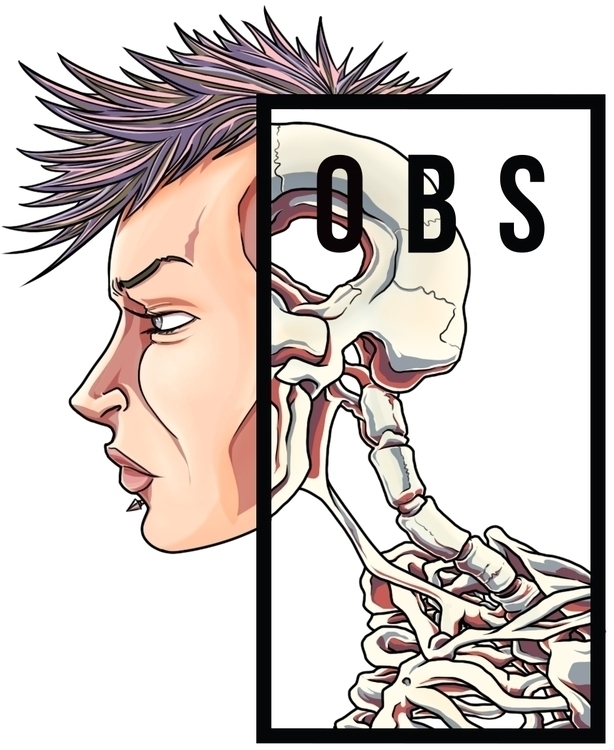 illustration, branding, punk - farsa | ello