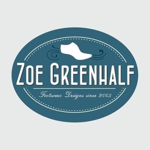 Retro-style logo shoe designer - michelleabrahall   ello