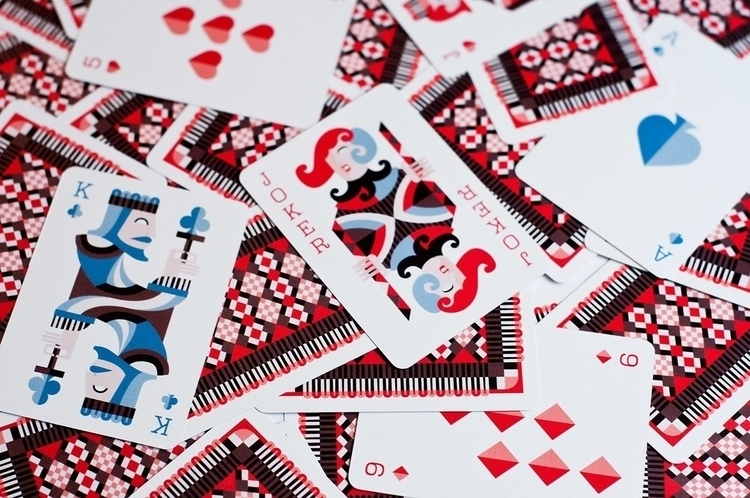 Duel Playing Cards created base - joellewall | ello