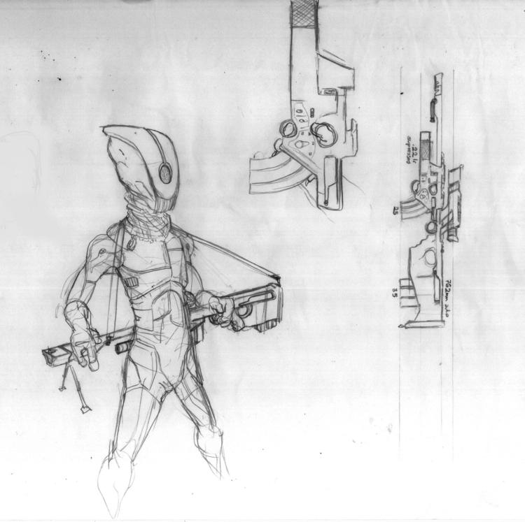 illustration, drawing, sketch - farsa | ello