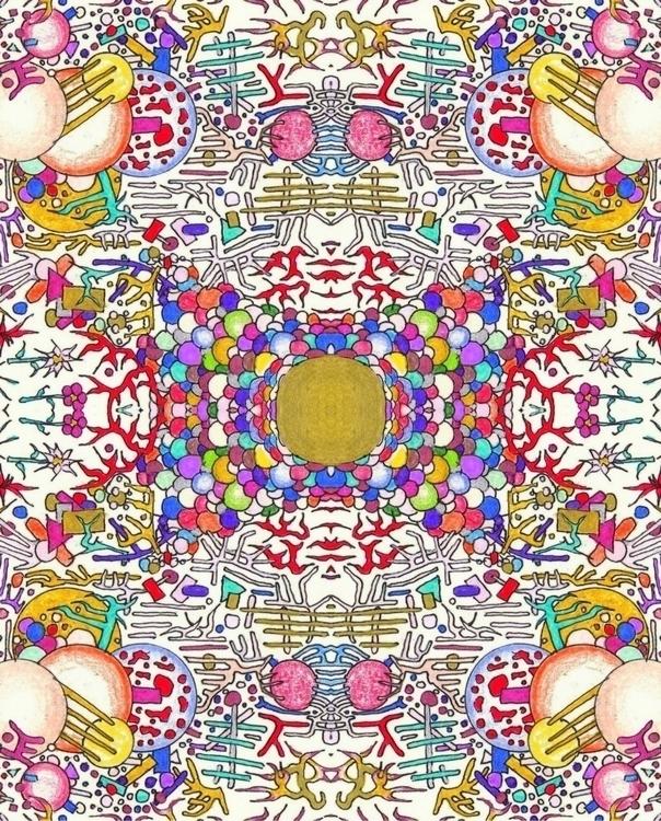 Abstract - conceptart, illustration - cheechwiz | ello