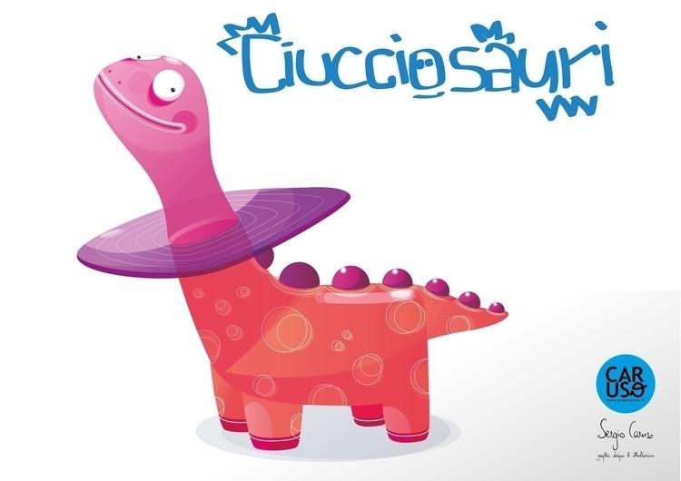 ciucciosauri/chewchewsaurs - kids - sergitocaruso | ello