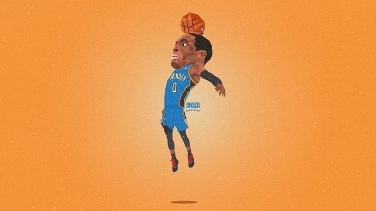Russell Westbrook - russell, westbrook - dnscr | ello