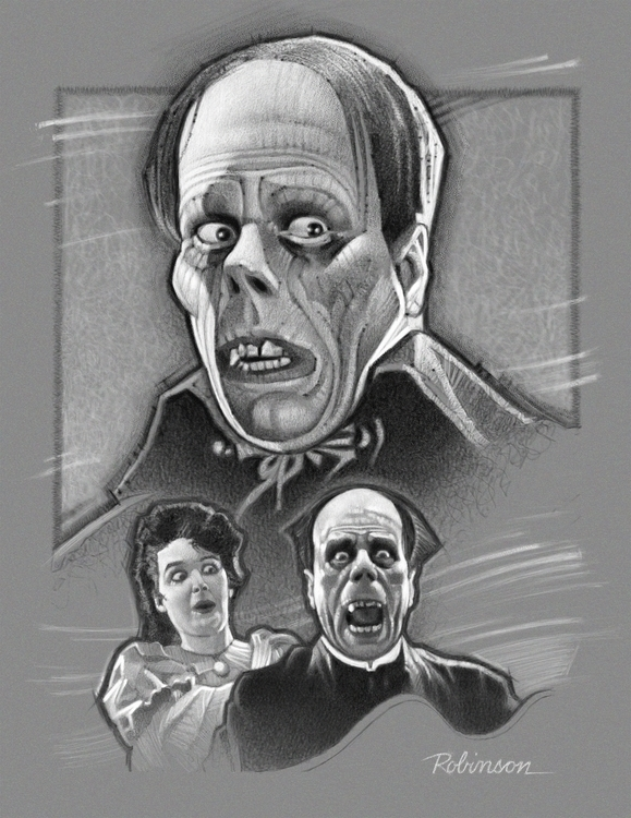 Phantom Opera - lonchaney#lonchaneysr.#manofathousandfaces#universalhorror#londonaftermidnight#classicmonsters - dwrobins2000 | ello