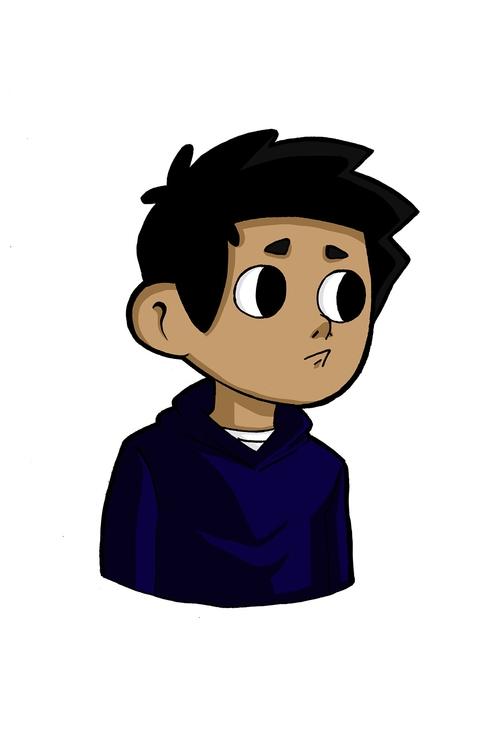 Dan, character created personal - dansiqueira   ello