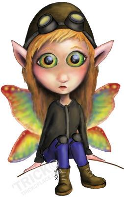 Fairy Aviator - fairy, fairyaviator - trick-6303 | ello