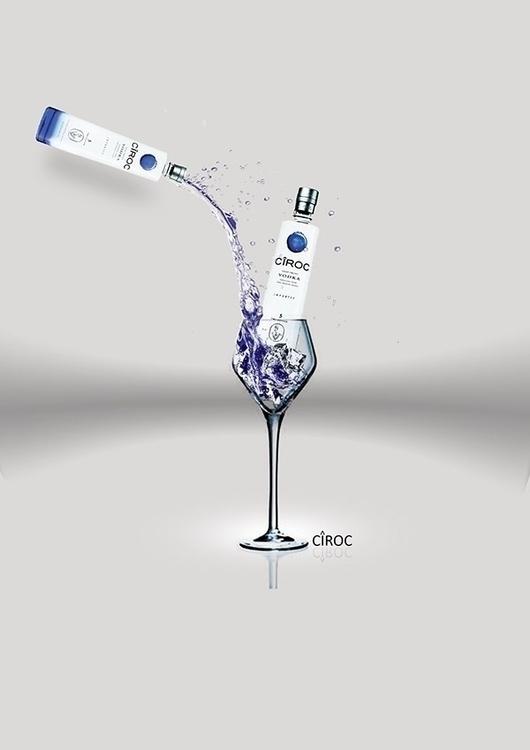 Cîroc - conceptart, design - louis14 | ello
