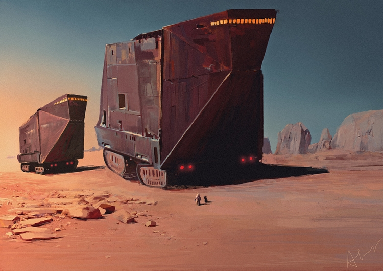 Tatooine - 2, starwars, tatooine - aferova   ello