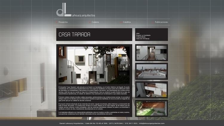 webdesign, branding, architecture - mrfidalgo-1386 | ello