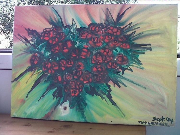 painting - fatma-5606 | ello