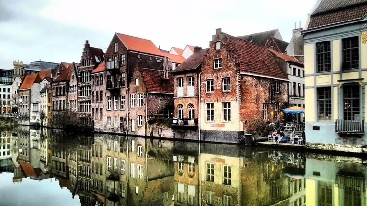 Ghent-Belgium - ismailsaritunc | ello