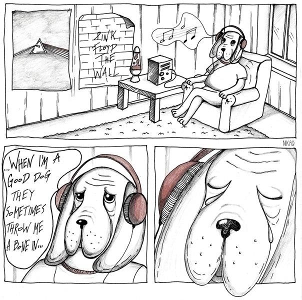 Seamus - comic - nikaq | ello