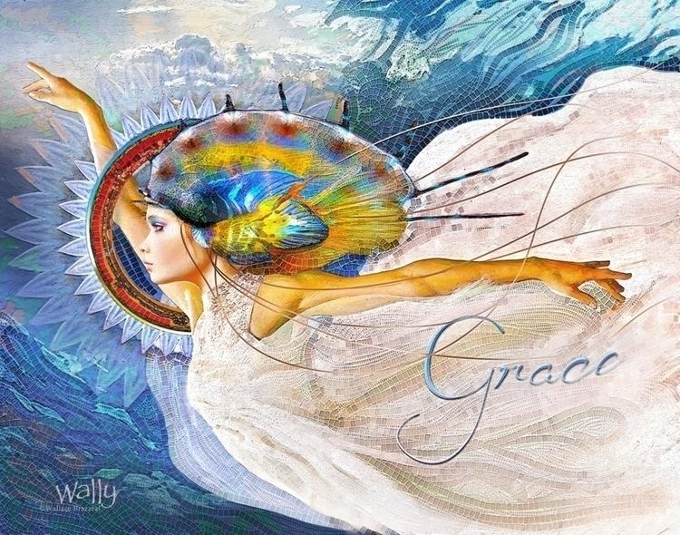 Grace - brazwally | ello