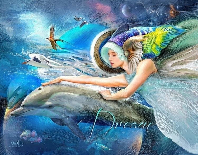 Dream - brazwally | ello