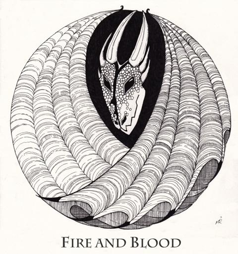 Targaryen - gameofthrones - nikaq | ello